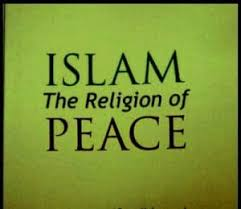Peace the Essential Message of Our Religion